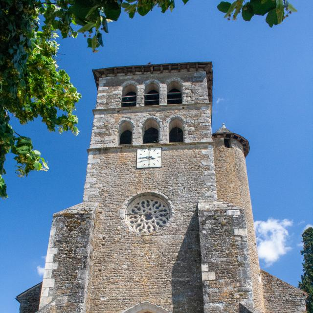Eglise de Puy L'Evêque
