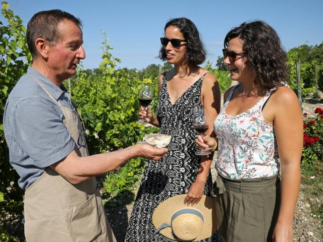 Découverte du vignoble des coteaux du Quercy