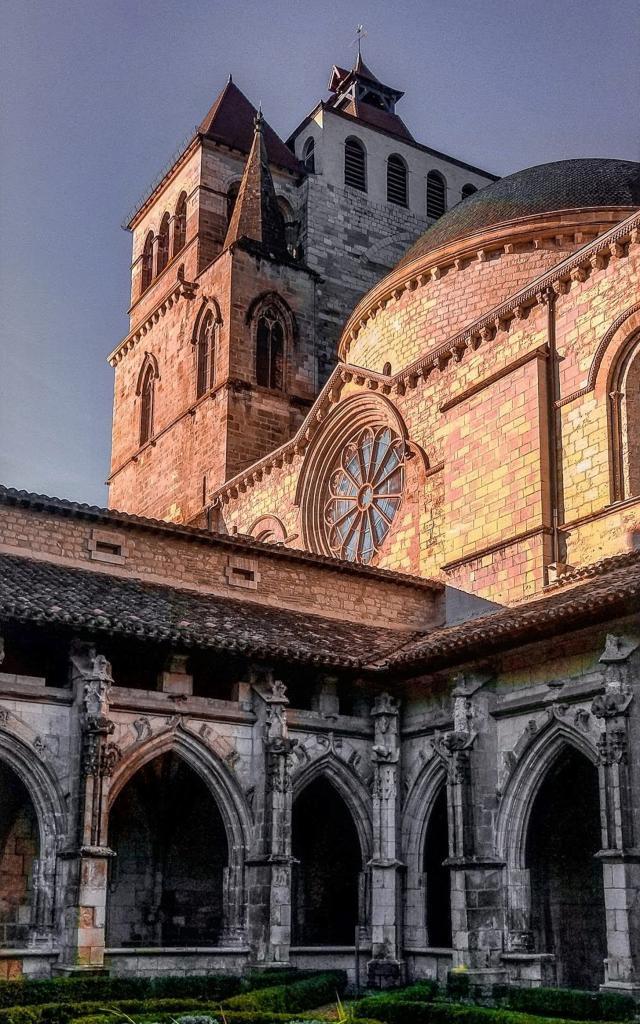 Cathédrale St Etienne de Cahors