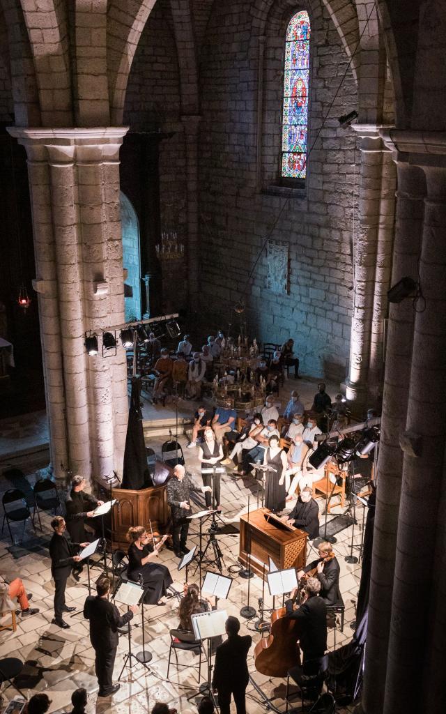 Le Concert Spirituel Festival Rocamadour