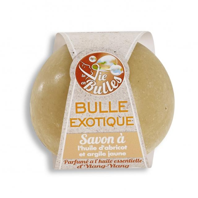 Bulle Exotique1 © Vie En Bulles
