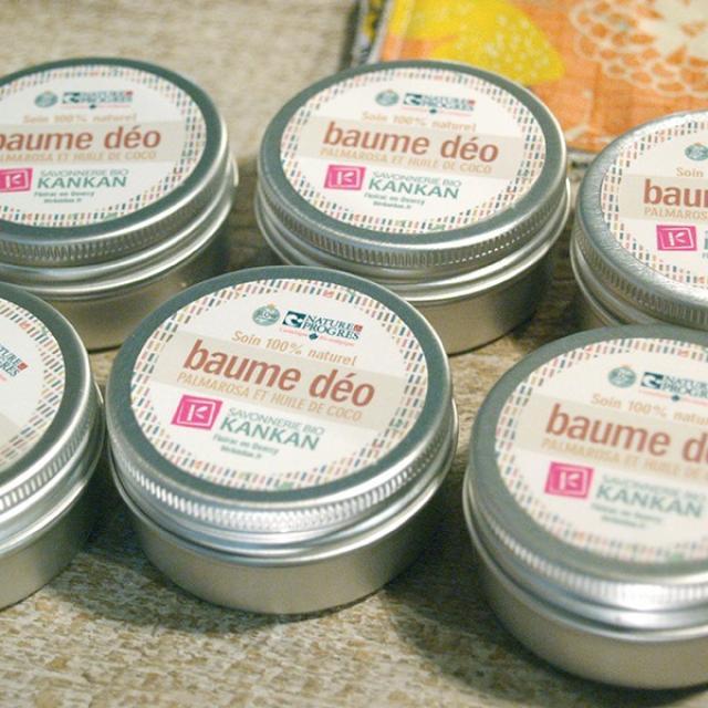 Produit de la savonnerie biokankan
