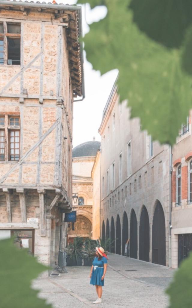 Visite Du Vieux Cahors