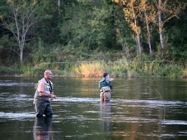 Pêcher dans le Lot