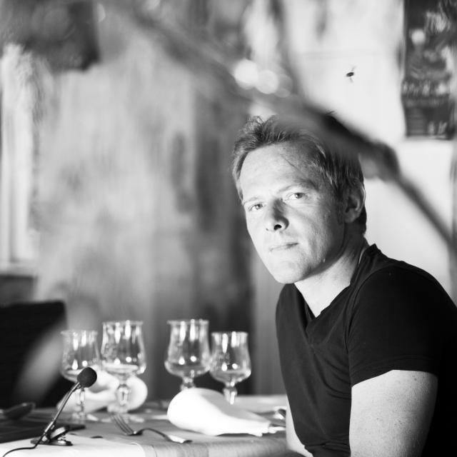 Ludovic Soupirot - chef du restaurant  La Récréation