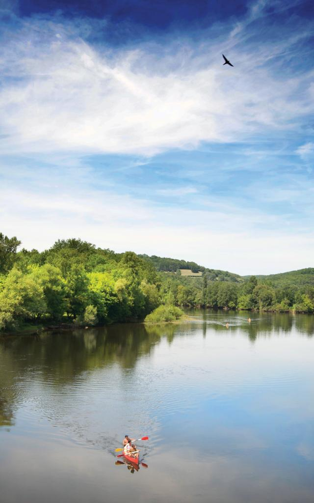 Meyronne Vallée de la Dordogne