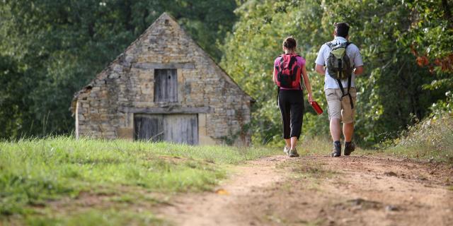 Promenades et randonnées en Pays Bourian