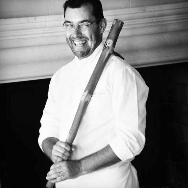 Pascal Bardet - chef du restaurant Le Gindreau