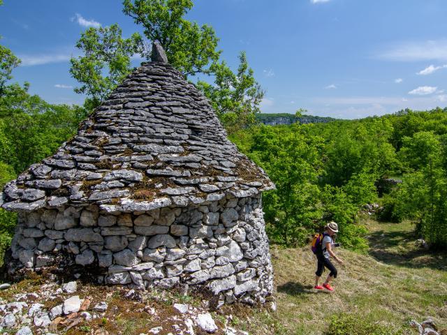 Caselle à Marcilhac-sur-Célé