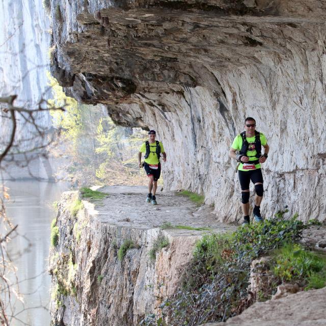 Ultra Trail Causses et Vallées