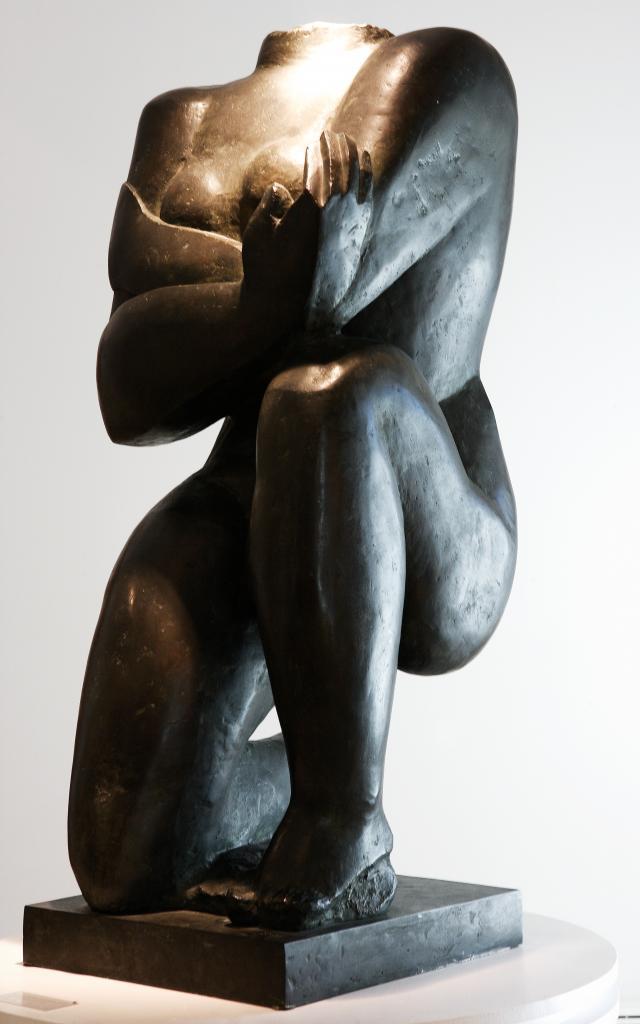 Sculpture Zadkine