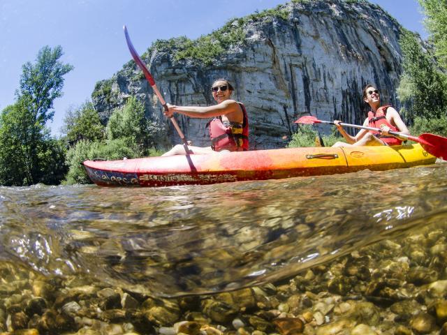 Canoe Célé