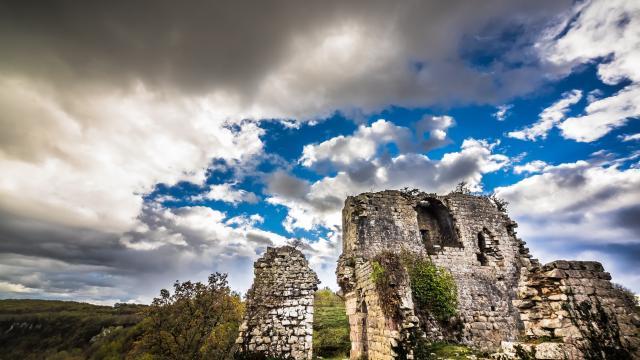 Ruines de Taillefer