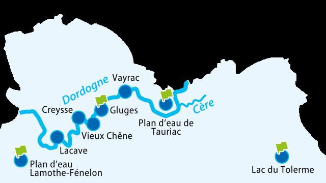 Web21 Baignades Dordogne