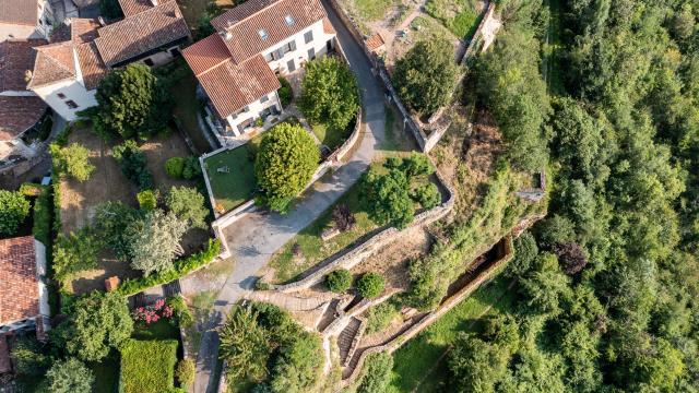 Vue drone de Capdenac-le-Haut