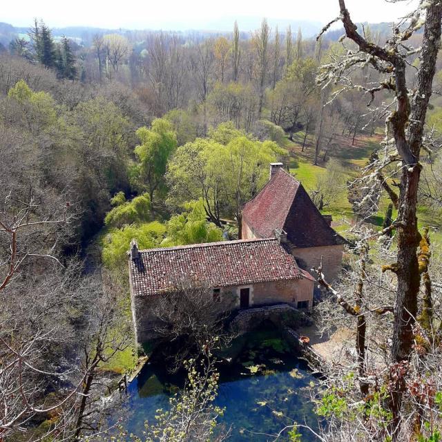 Moulin De Cacrey