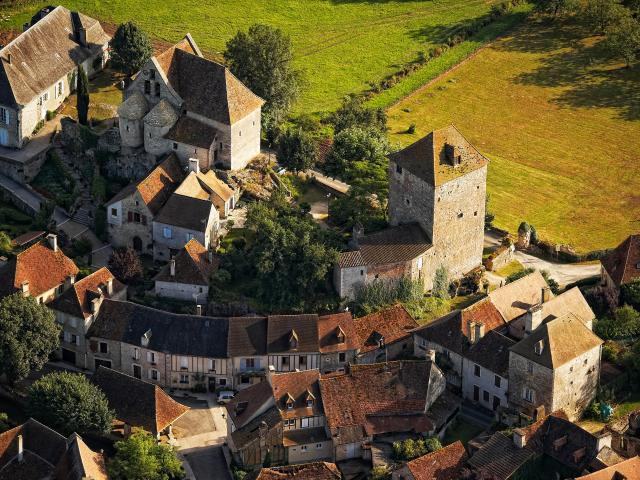 Village de Creysse