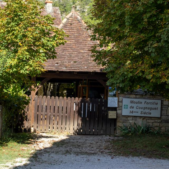 Experience Trotxtrem Moulin De Cougnaguet Entree