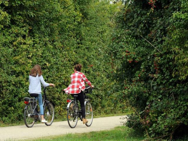 Voie verte à Vélo
