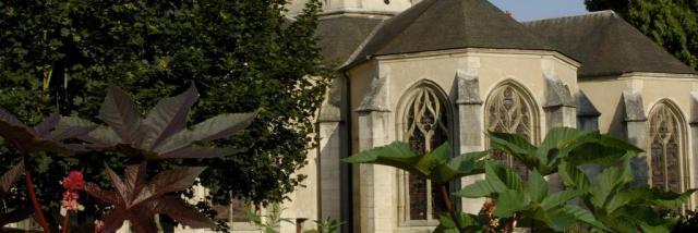 Eglise Notre Dame à Mamers