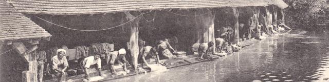 Le lavoir de Mamers
