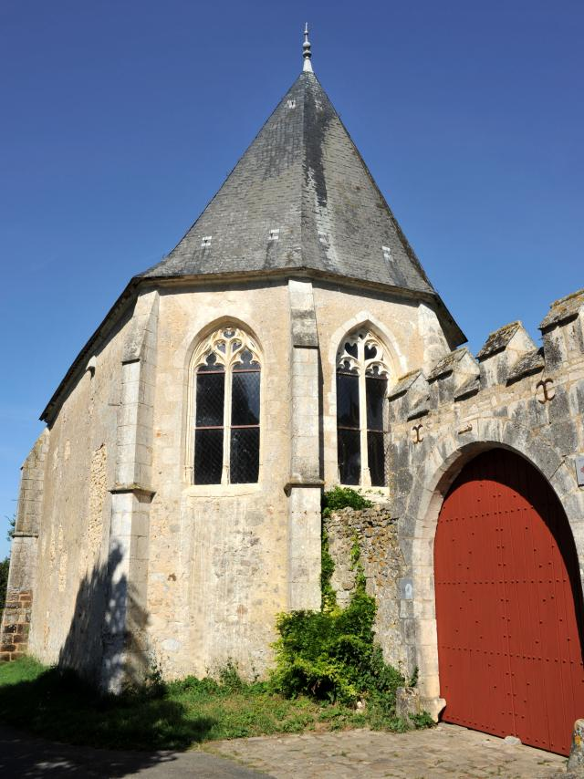 Chapelle du Logis de Moullins
