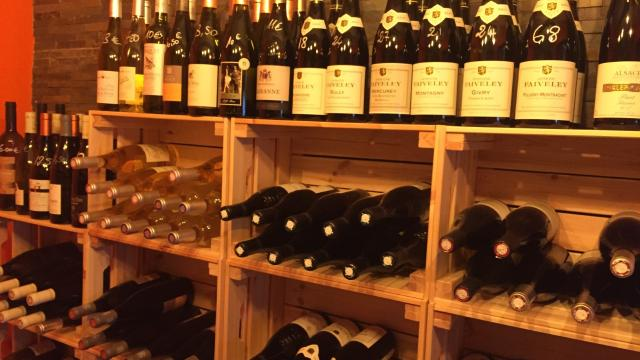 Cave de l'Ivre de Vin