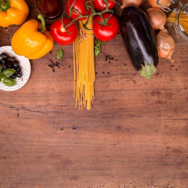 cuisine - fruits et légumes