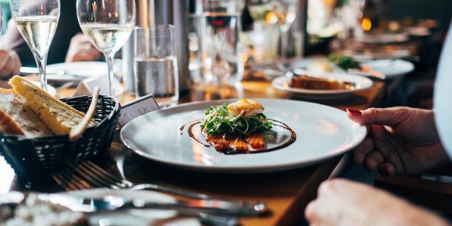 Restaurant- plat