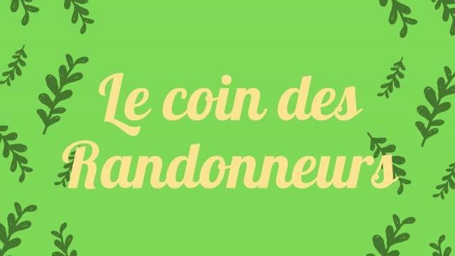 Le Coin Des Randonneurs