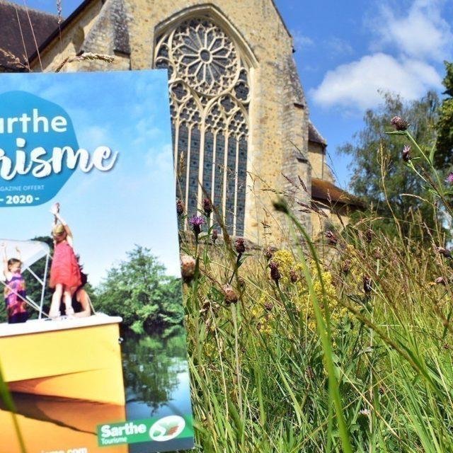 Sarthe Tourisme Image