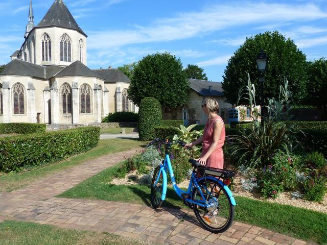 Balade à vélo à Mamers