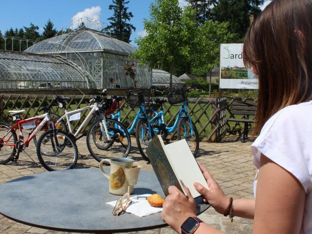 Rencontres littéraires au Jardin Potager à Bonnétable