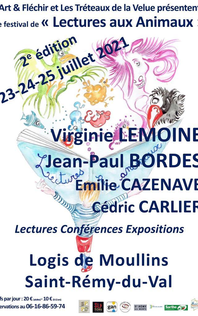 Festival Lectures Aux Animaux