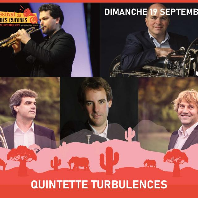 Web Quintet Turbulences 2