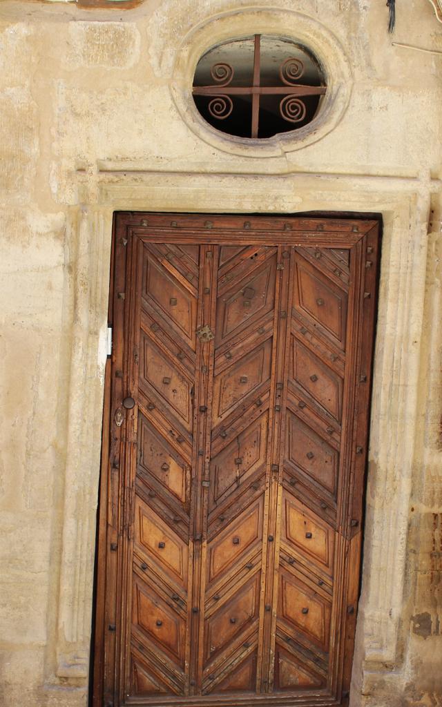 Porte ancienne rue Droite