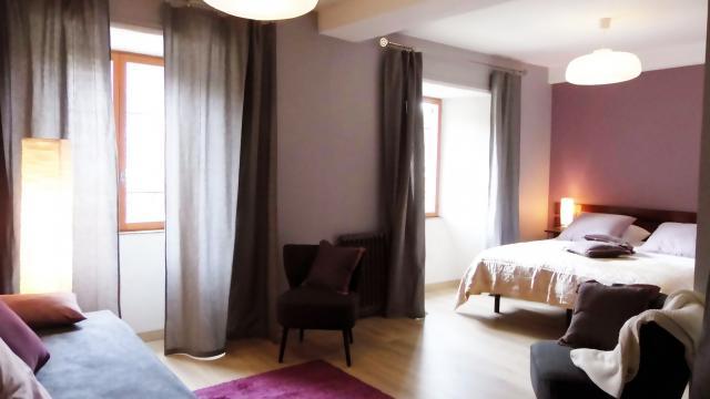 L'Atelier S - chambre d'hôte à Bagnols-les-Bains