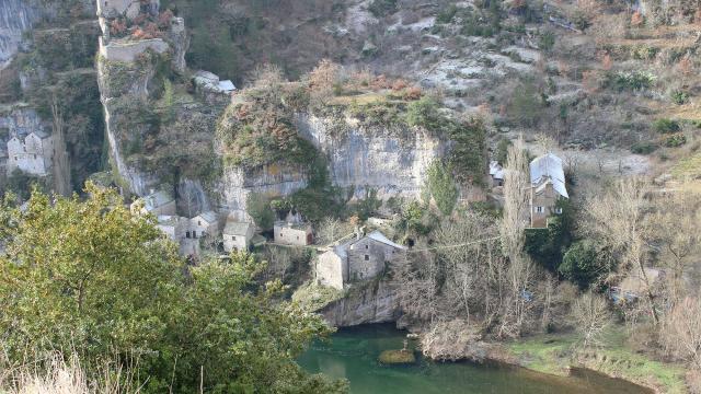Castelbouc - Gorges du Tarn