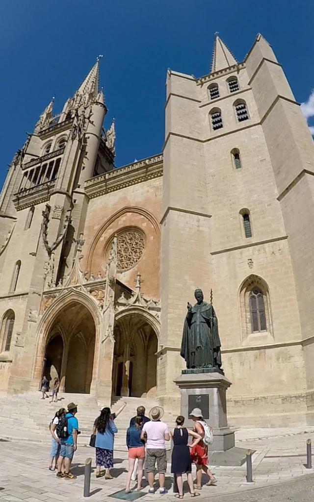 Visite guidée de la Cathédrale de Mende