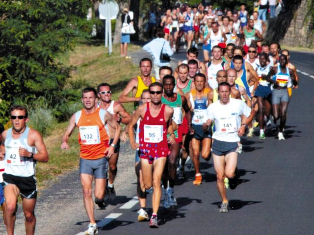 Semi Marathon Marvejols-Mende