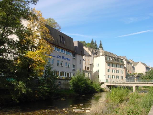 Thermes de Bagnols-les-Bains
