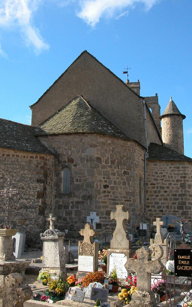Eglise d'Allenc