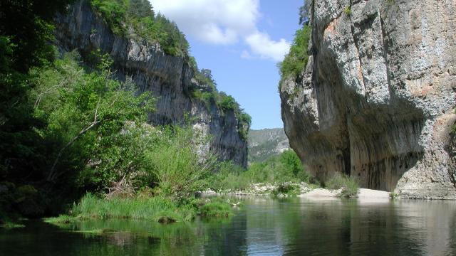 Les Gorges du Tarn en barque ou en canoë