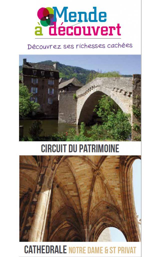 Brochure Patrimoine du centre historique de Mende