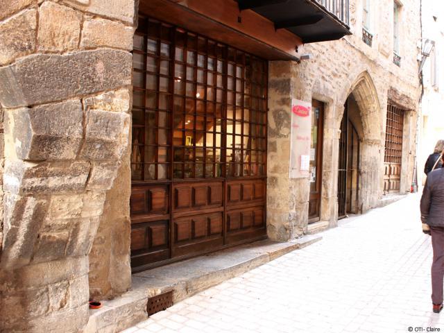 Rue de l'ange - centre historique de Mende