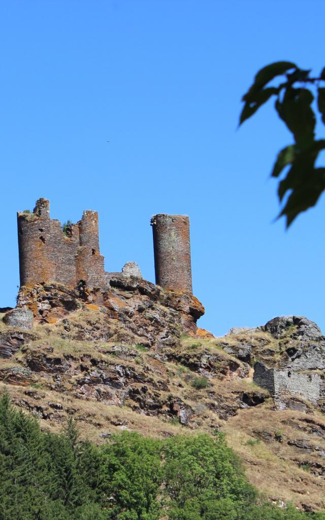 Château du Tournel - XIIè siècle