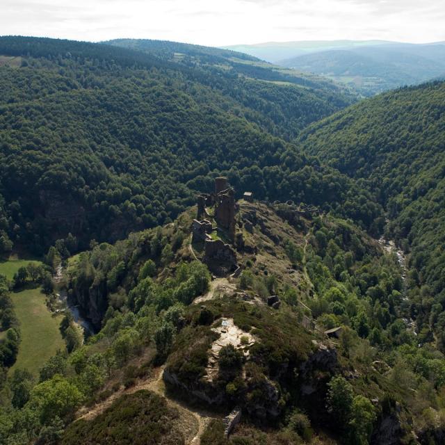 Chateau Tournel ©mairie Mende 1