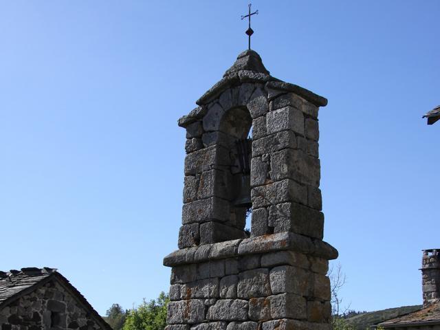 Clocher De Tourmente Des Sagnes sur le Mont-Lozère (48)