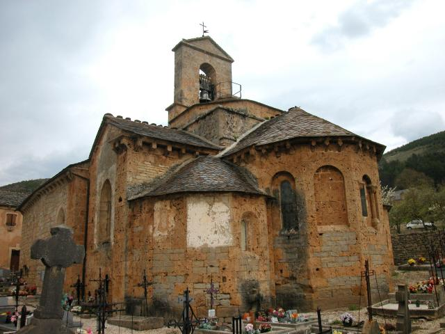 Eglise de Lanuéjols (48)