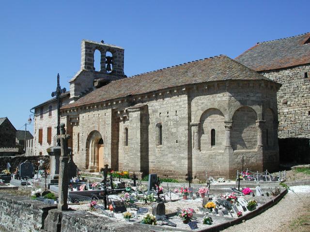 église La Rouviere 1